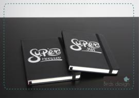 Notitieboekje  A5 Super juf / Super meester
