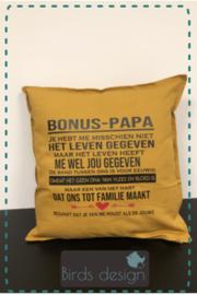 Kussen Bonus Papa