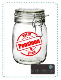 Weckpot Pensioen