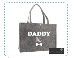 "Tas ""Daddy bag"""