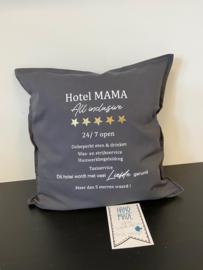 Kussen hotel Mama