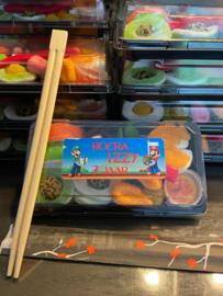 Sushi (snoep) Tractatie
