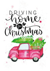 Letteritloud - Driving home for Christmas