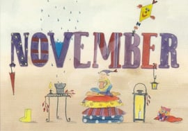 Inga Berkensträter - November