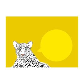 C6 Envelop  - Leopard (1x)
