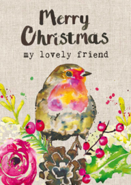 Sarah Kelleher - Merry Christmas my lovely friend