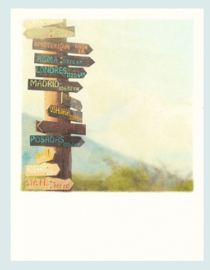 PolaCard - Travel Signs