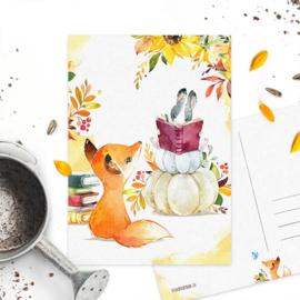 Studio Draak - 'Flower vosje'  Versie : Voorlezen
