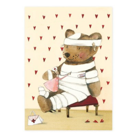 Teddybeer - Knuffelbeer