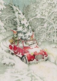 Inge Löök : Kerstboom halen - NR 25