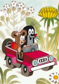Het Molletje - Jeep rijden