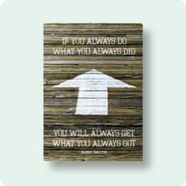 ZintenZ - If you always do