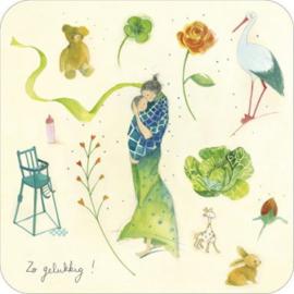 Editions des Correspondances : Zo Gelukkig! door Anne-Sophie Rutsaert