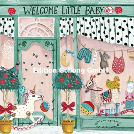 Cartita Design - Welcome little baby