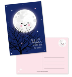 Studio Schatkist - Zie de maan schijnt door de bomen