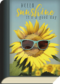BookCard - Sunflower