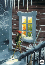 Inge Löök : Christmas  - NR 209