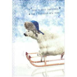 Petite Madeleine  - Have a Jolly Christmas and a Fabulous new year