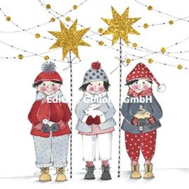 Kerstin Heß - Kinderen met sterren