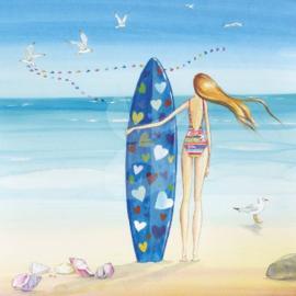 Kristiana Heinemann - Surfen
