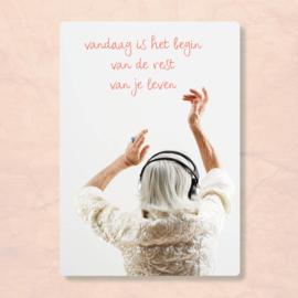 ZintenZ - Vandaag is het begin van de rest van je leven
