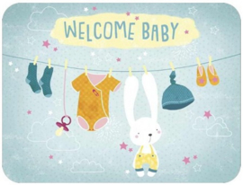 Editions des Correspondances : Welcome  Baby door Jessica Secheret