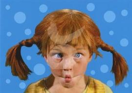 Pippi Langkous - Gek gezicht trekken