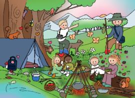 Wendy de Boer - Natuurkindjes