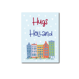 Only Happy Things - Hugs from Holland