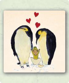 Happy H-Art - Pinguïns (Een jongen!)
