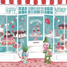 Cartita Design - Happy Birthday