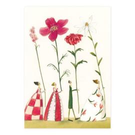 Silke Leffler - Zomerbloemen