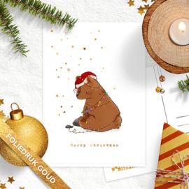 Studio Draak - 'Beregezellige kerst'  Kerstlichtjes