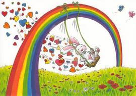 Editions des Correspondances : Rainbow door Sophie Turrel