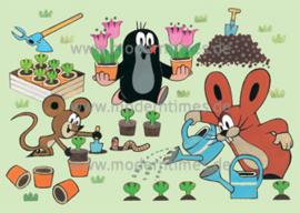 Het molletje - Tuinieren