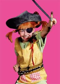 Pipi Langkous - Pipi als piraat