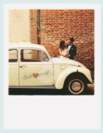 PolaCard - Just Married