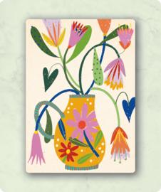Claire van Heukelom  - Bloemen