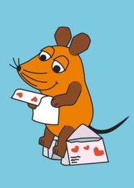 Die sendung mit der Maus - Liefdesbrief