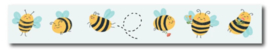 Only Happy Things - Washi tape Bijtjes