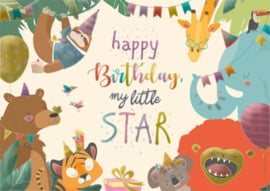 Mauritius Images  - Happy Birthday my little star