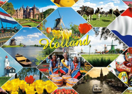 Hollandse kaart 011