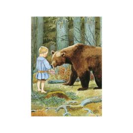 Elsa Beskow  - In het bos