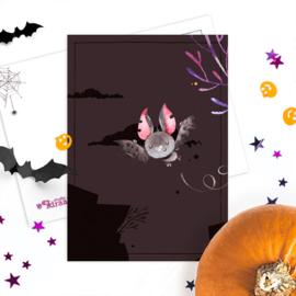 Studio Draak -  'Hallo Halloween' Fladderen