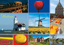 Hollandse kaart 004