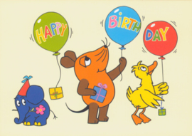 Die sendung mit der Maus -  Happy Birthday