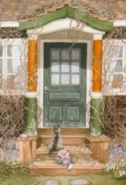 Inge Löök : Kat bij de deur - NR 101