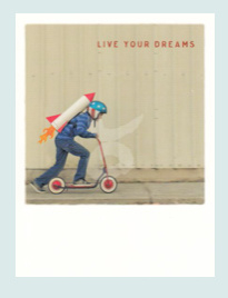 PolaCard - Live your dreams
