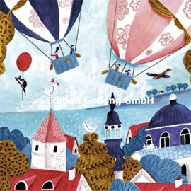 Cartita Design - Luchtballon