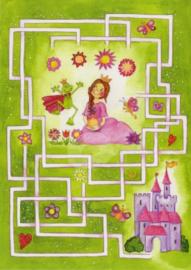 Inga Berkensträter - Labyrinth (Princes)